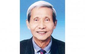 著名印象派画家拿督张汉发DSPN。