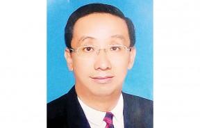 庆丰建筑有限公司董事主席 准拿督黄明毅硕士DJN