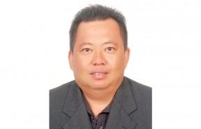 马来西亚圣贤慈善基金会总务 杨仁强PJM