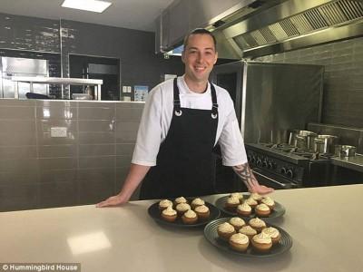 菲里为慈善放弃高薪厚职,将到昆士兰为病童烹调美食。