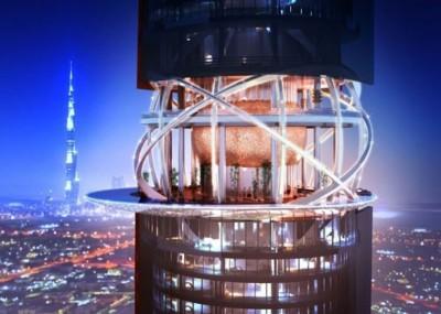 全球首间人造热带雨林酒店将于杜拜开幕。
