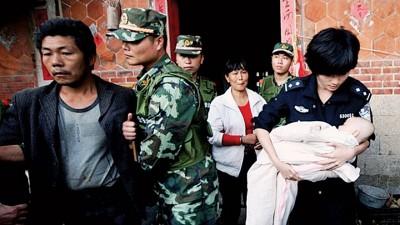 中国内地不时破获拐卖儿童的案件。