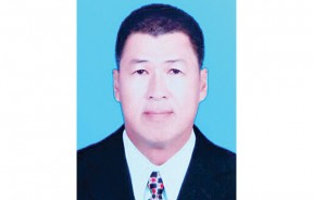 槟增龙会馆总务兼青年团团长 潘秀德PJK