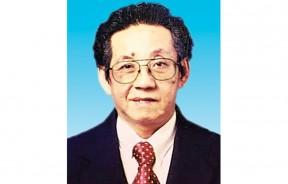 槟城报界员工合作社有限公司荣誉秘书准拿督林明保DJN。