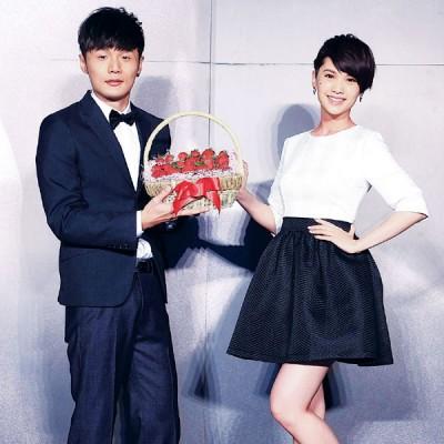 杨丞琳曾经为李荣浩站台。