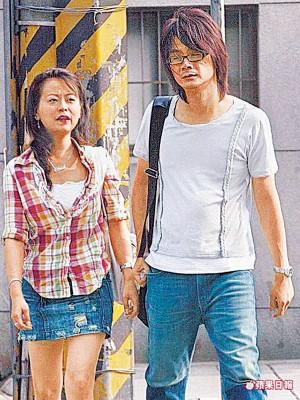 陈建宁与女友谢宥慧往来15年,通告育出1阴。