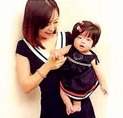 谢宥慧公开与陈建宁格外的女照片。
