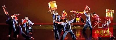 """""""祭乩""""把乩童祭祀仪式的步法融入舞蹈,希望能回到舞蹈的最初。(图取自脸书)"""