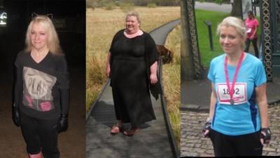 惠瑟姆4年内成功减去196磅,身形前后判若两人。