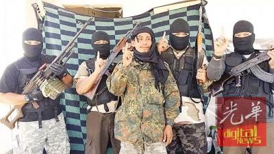 参与恐怖组织的大马人中,75%透过网络招募。