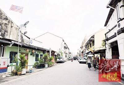 台牛后巷口中元会新年不再办中首先活动,家担心这条街将更寂寥,毫不生气。