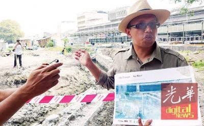 亚洲城手机会员登录万山旧址发现运河水闸引起考古学家的关注。
