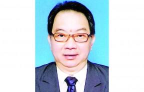 华泰土产有限公司创办人兼董事主席 拿督林祥泰DSPN