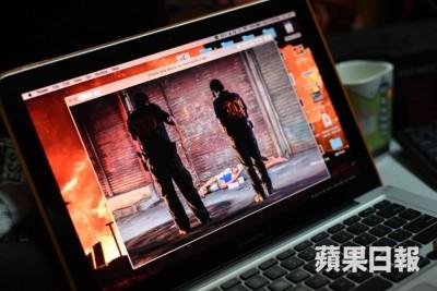 华人女毒枭尸体发现现场遭封锁。