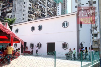 峇六拜汕仔头福德正宫和峇六拜过山区太上坛,在Ideal协助下已有新家,两庙分拥一屋下的A和B单位。