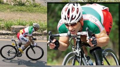 昆巴内扎德以残奥会公路脚车赛破坏车重伤身亡。