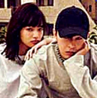 小松菜奈和GD。