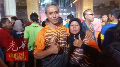 残奥男子T36级100米(脑瘫组)金牌莫哈最后里祖安之大人莫哈最后布兹代表,儿女能为创下大会记录的实绩,也马来西亚拿回一面残奥金牌,凡属于于全马全民的自大。