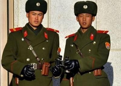 再有朝鲜士兵向韩国投诚。