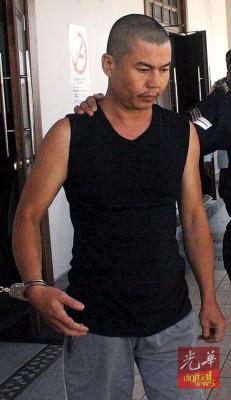 吴俊添被控欺骗罪。