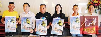 19队海内外舞狮队参与角逐,槟城国际高桩舞狮邀请赛赛情激烈,工委会欢迎各界踊跃观赛。