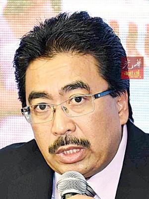 亚财长拿督佐哈里于委为国库控股董事局成员。