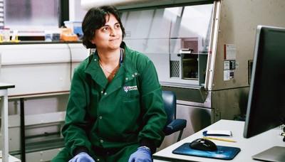 慕兹丽法目前是纽卡斯尔大学临床学高级研究员。