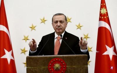 土耳其总统埃尔多安日前表示,政府内部可能会出现更多改变。