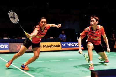 陈健铭/赖沛君被寄望在印尼大师赛打出佳绩。(档案照)