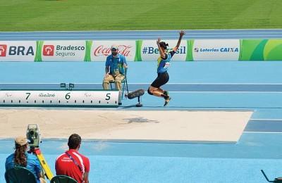 西蒂诺拉蒂雅为大马赢得铜牌。(档案照)