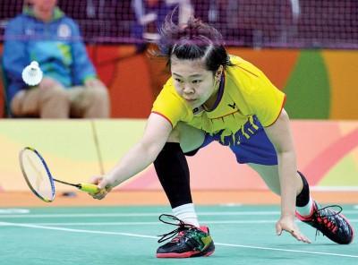 陈健铭/赖沛君肩负夺冠重任。