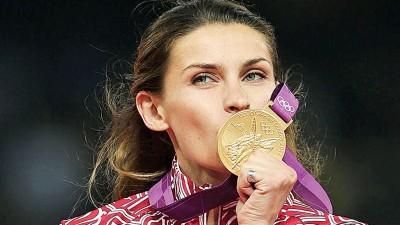 俄罗斯透过名将奇切洛娃因2008年北京奥运会的药检样本在复查中呈阳性,因而被剥夺当时获得的铜牌成绩。