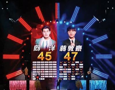 做单位称现场有81各项评审,只是终究票数却有92票,抓住节目黑箱争议。