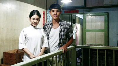 许亮宇(左起)、梁祖仪、吕爱琼及陈俐杏将为观众带来精彩的《妈姐》年代剧。