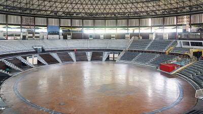 大马曾在这座球馆见证大马赢得1992年汤杯冠军。