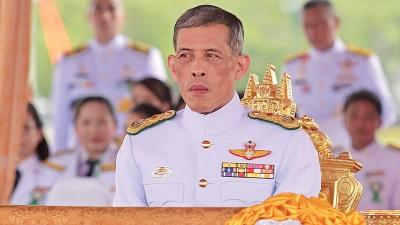 泰国王储瓦吉拉隆功将继续王位。(法新社照片)