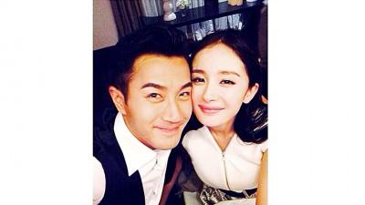 刘恺威同杨幂已传出婚变。