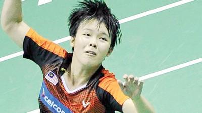 吴堇溦受看好能蝉联世界青年羽球赛女单冠军。