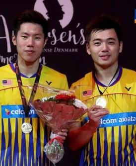 吴蔚昇/陈蔚强终于尝得超级赛冠军的滋味,并希望能在周三开始首圈赛的法国赛继续争取佳绩。
