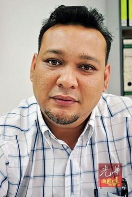 槟城前警察协会威南分会办事处负责人利祖安证实该会正向商家进行捐款活动,但绝不强迫。