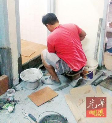 十八丁许多居民纷纷筑高家中的门槛或将屋中进口处地段增高,防止水流入破坏家具。