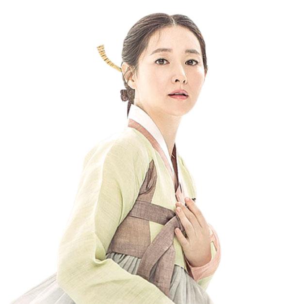 李英爱主演的《师任堂》已杀青4个多月,却迟迟不能播出。