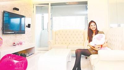 韦汝在台北市罗斯福路的房屋约34平原,总价约2380万元(盖315万令吉)。