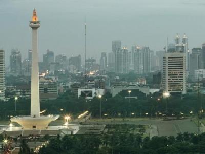印尼雅加达。