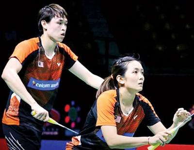 陈健铭/赖沛君一日双胜报到德羽8强。