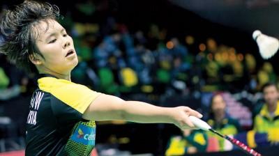 吴堇溦在西班牙世青羽集团决赛吞下本届首败,得要以单项赛卷土重来。