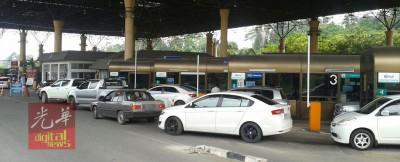 我国计划在明年杪实施边境入境费,泰国注册车辆都必须征费。