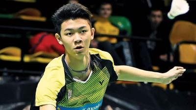 李梓嘉用同托马波波夫争夺决赛资格。