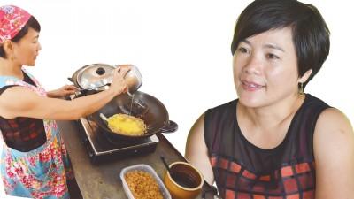 客家分寨的美味传统客家菜仅限于午餐时段,Maggie有空时都会到这儿来大展身手。