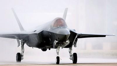 首批F-35战机预料会于3周左右到达。
